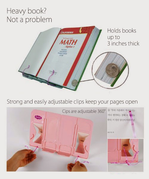 Sonane Super Book Stand from Korea Booktique Store