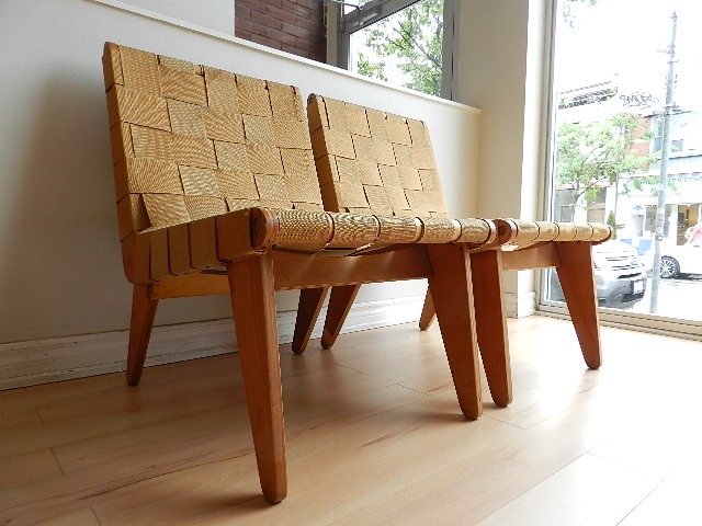 Klaus Grabe Lounge Chairs   Sold