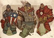 The Medieval Avengers. Enviar por emailBlogThis!