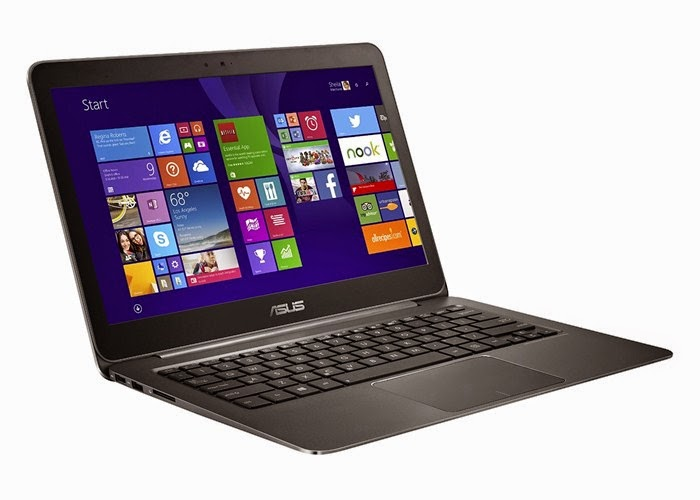 ASUS Zenbook UX305FA-ASM1 13.3-Inch Ultra-Slim Aluminum Laptop