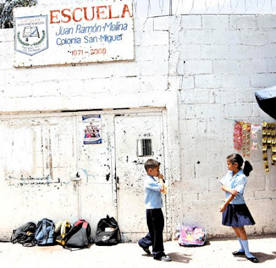 Honduran students want to go to school