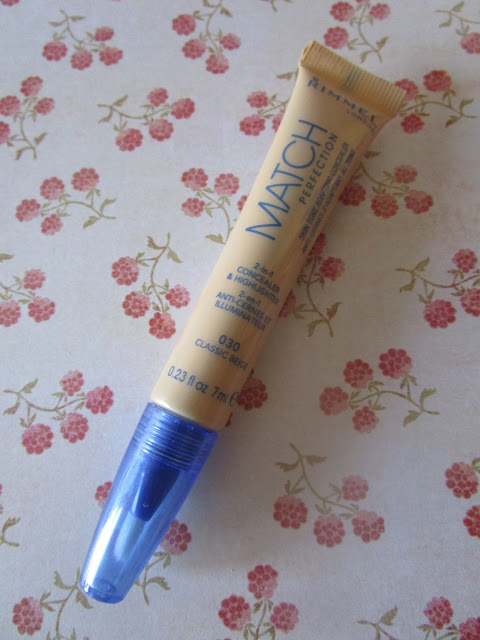 Corrector Match Perfection Concealer Rimmel London