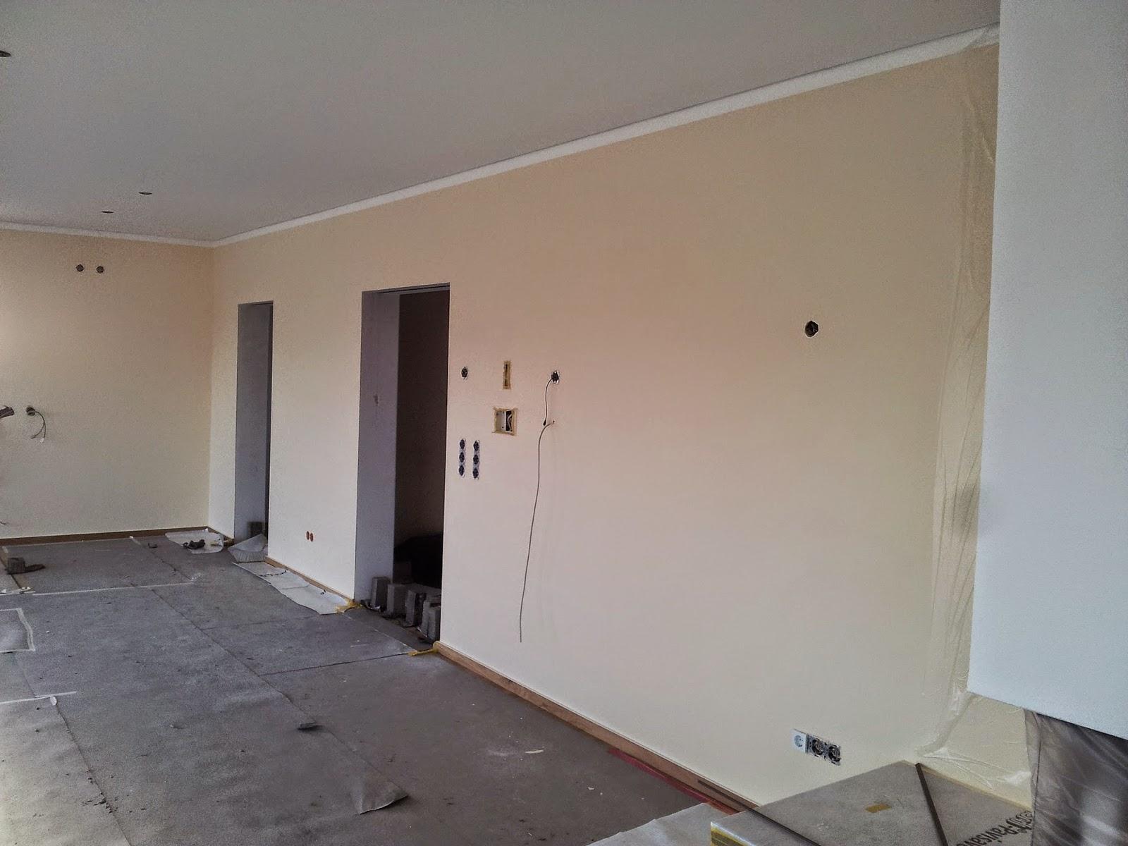 unser architektenhaus in ak innenfarbe trocken. Black Bedroom Furniture Sets. Home Design Ideas
