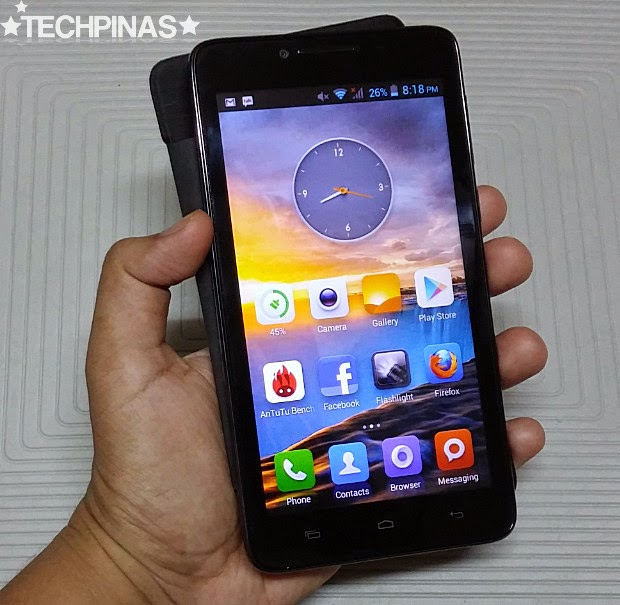 O+ Fab Go, O+ Christmas Madness, O+ Android Smartphone