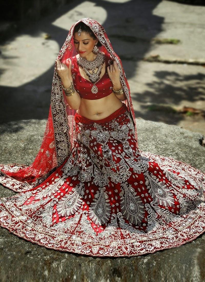 How to Preserve and Store Bridal Lehenga