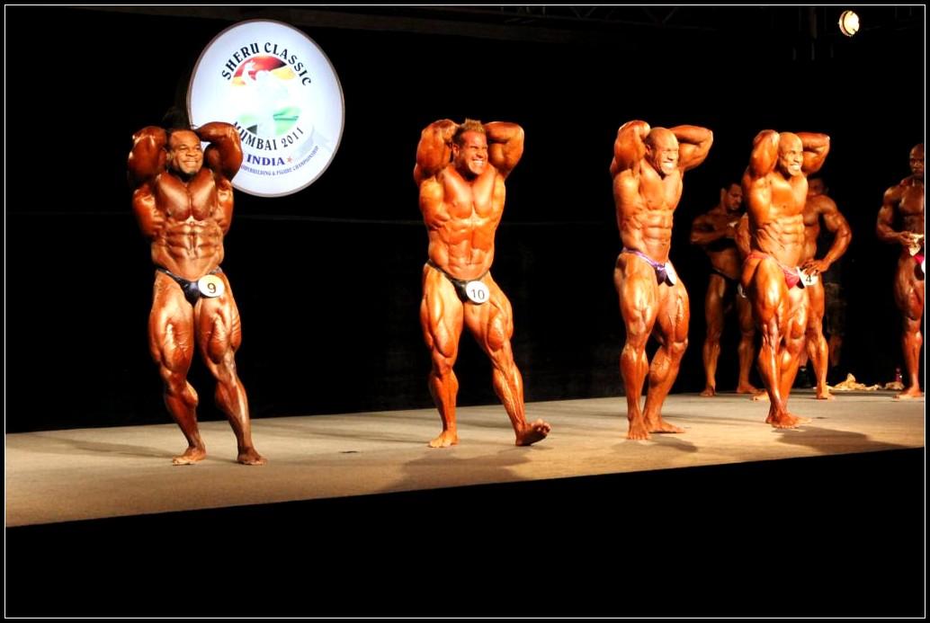 Sheru Classic 2011 Prejudging | Sheru Classic 2011 Mumbai India