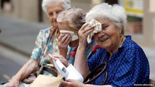 Ser idoso e o novo padrao