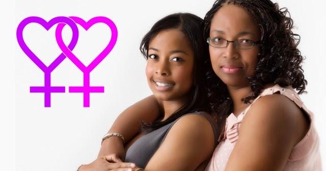 duaghter stories mother Lesbian