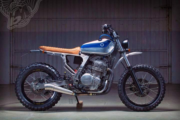 Honda Parts Motorcycle