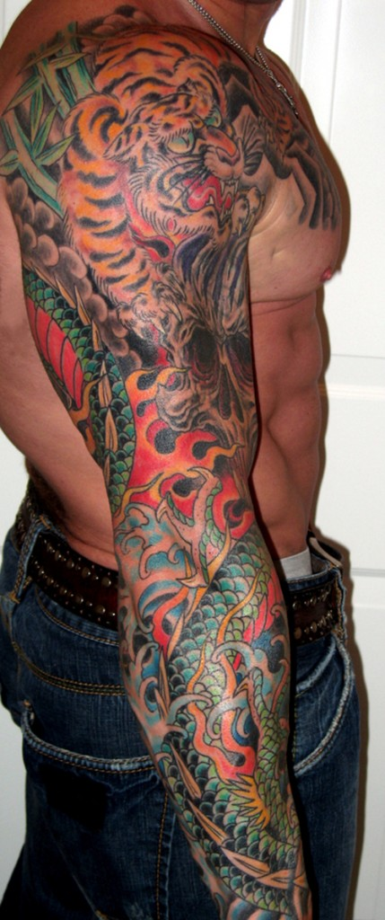 tattoo arm galleries