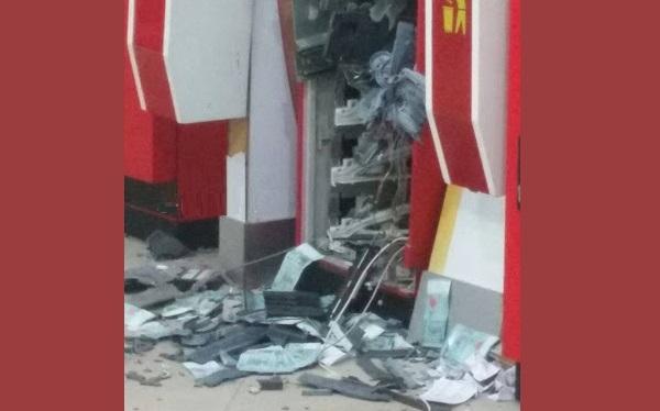 Mesin ATM Ambank