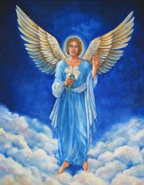 Archangel Gabriel's name means 'God is my strength'