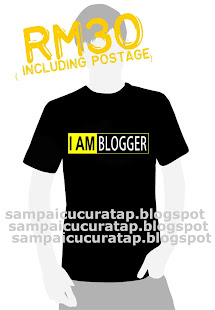 TSHIRT FOR BLOGGER !!