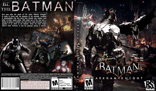baixar Batman Arkham Knight pc capa