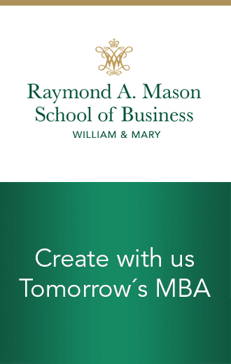 Create with us Tomorrow´s MBA