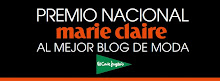 "Selecionada Para El Concurso De La revista Marie Claire ""El Mejor Blog De Moda 2012"""