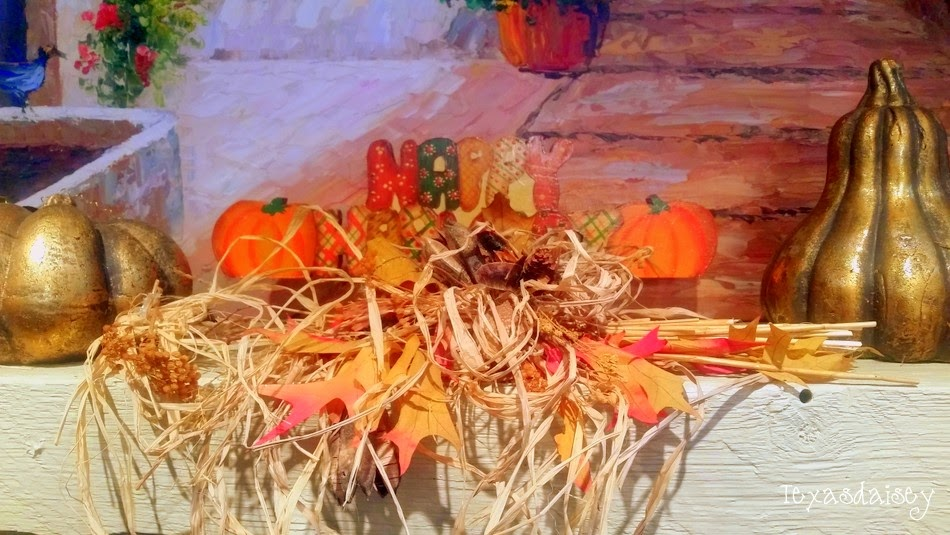 Texasdaisey: Autumn in my home 3