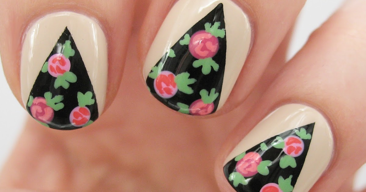 One Nail To Rule Them All: Nude Roses