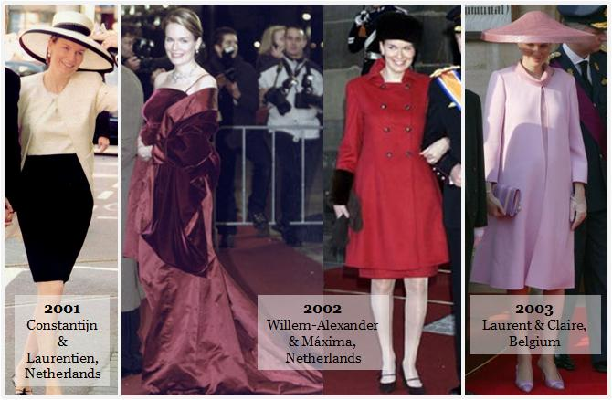 Royal Wedding Wear Crossword : Of sartorial splendor wedding wednesday mathilde at royal weddings