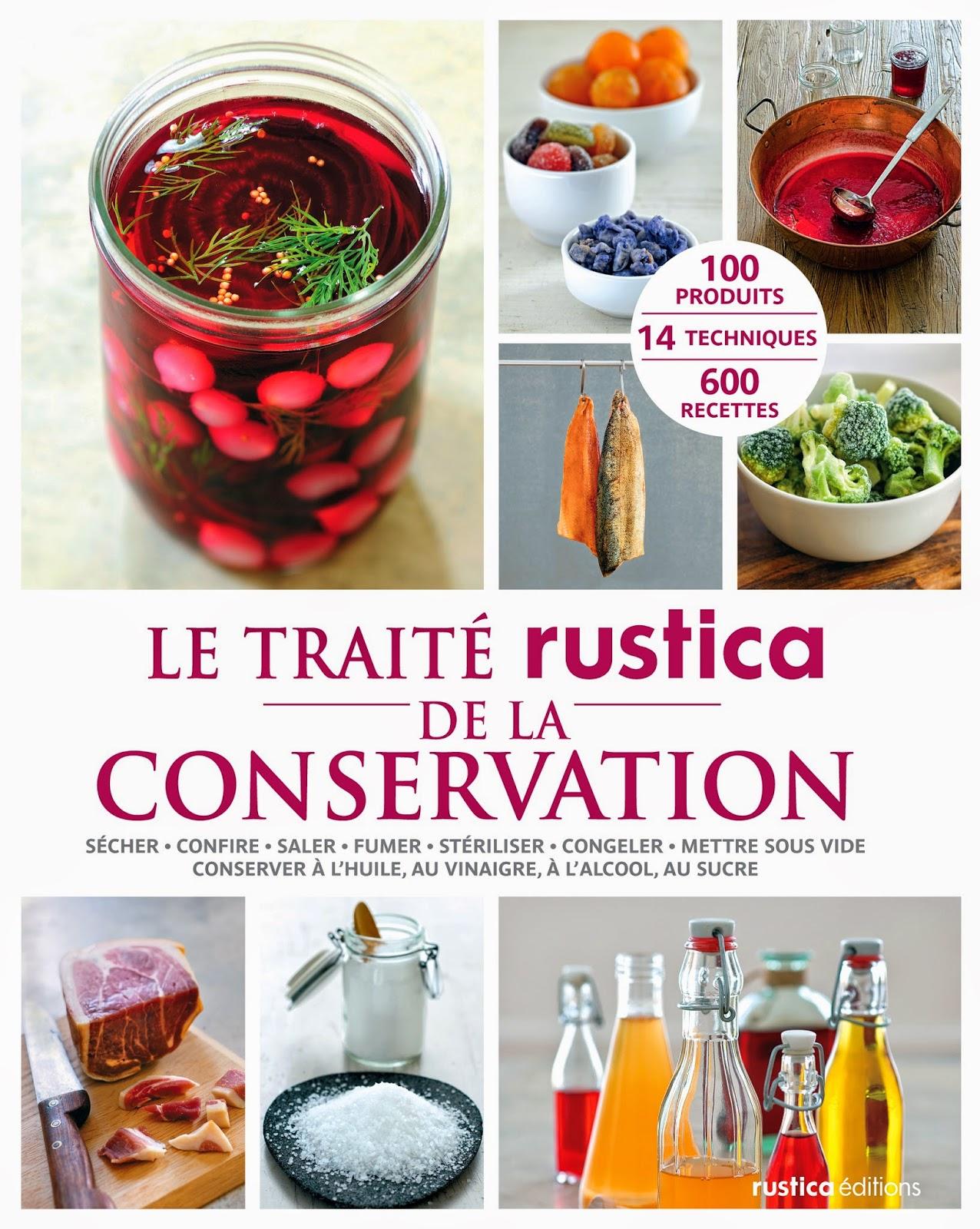 conservation des aliments pour le survivaliste