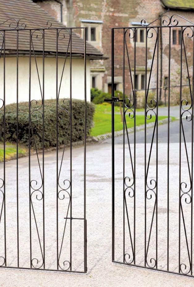 Gates Fencing Amazing Gate Images