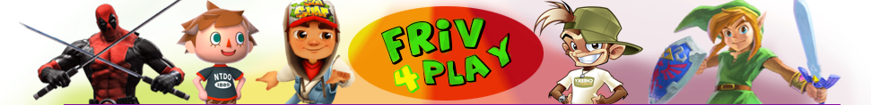 Friv 4 Play Free Online Games