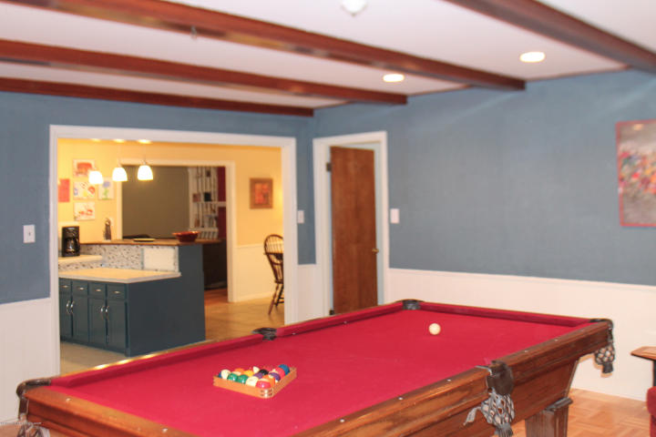 Joyous Moments The House Renovation The Game Room
