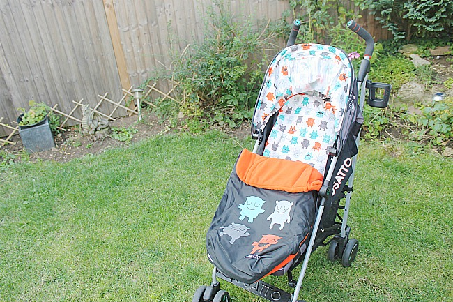 Cosatto Supa, Cosatto Supa Review, Cosatto pushchair, Supa Cuddle Monster