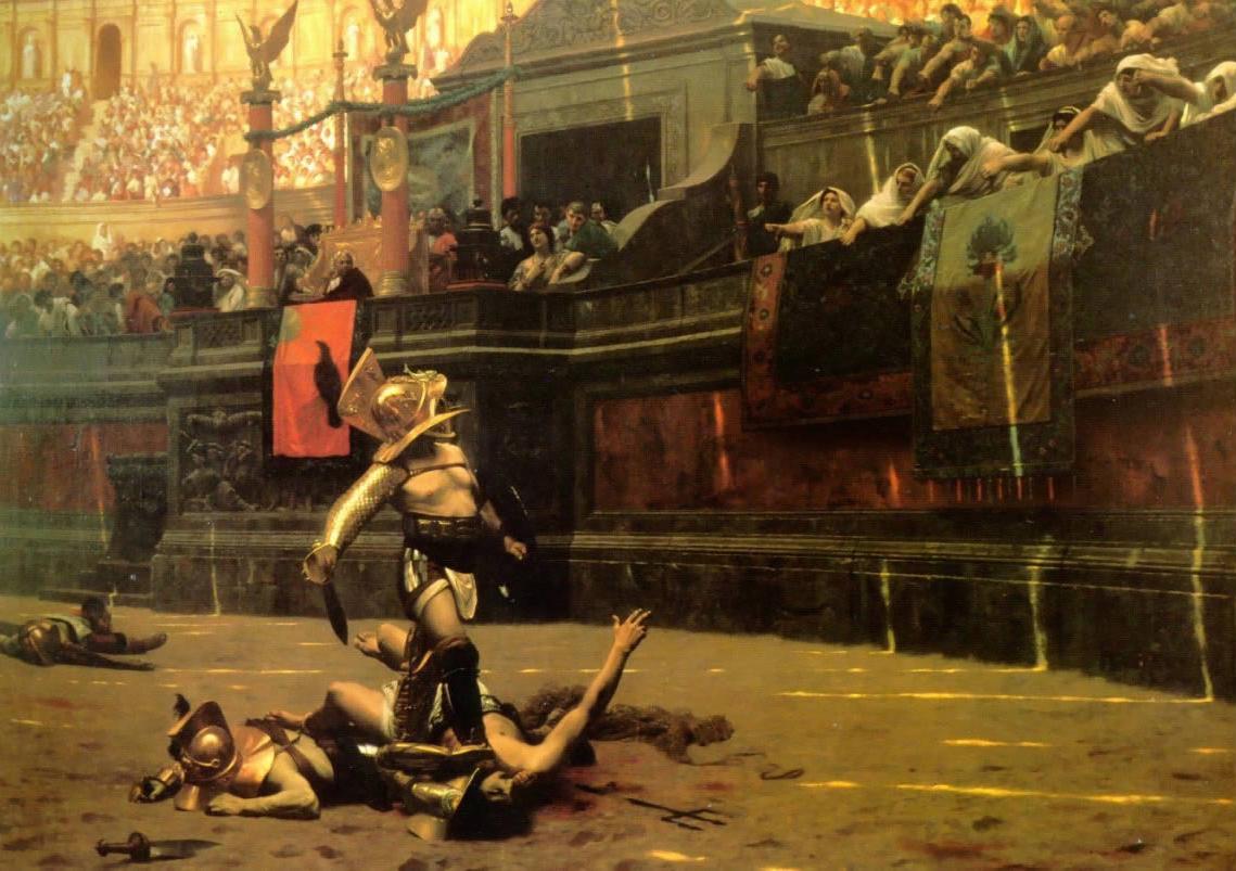 best roman gladiators