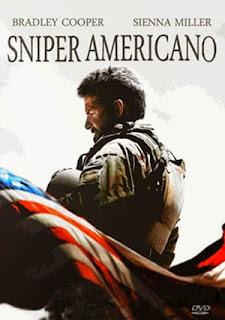 Sniper Americano - BDRip Dual Áudio