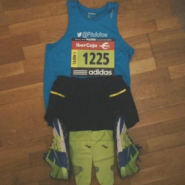 foto dorsal maraton madrid mapoma 2014