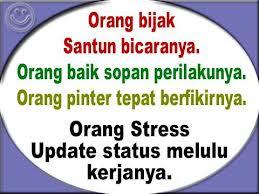 Gambar Kata Kata Stress