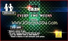 Click to win cash prizes.