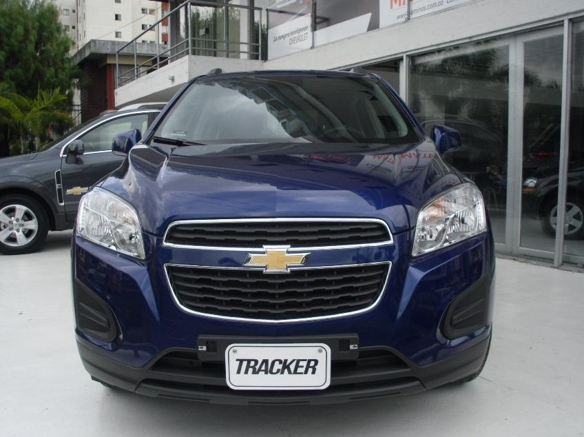Chevrolet Tracker terá motor 1.4 turbo no Brasil   CAR.BLOG.BR ...