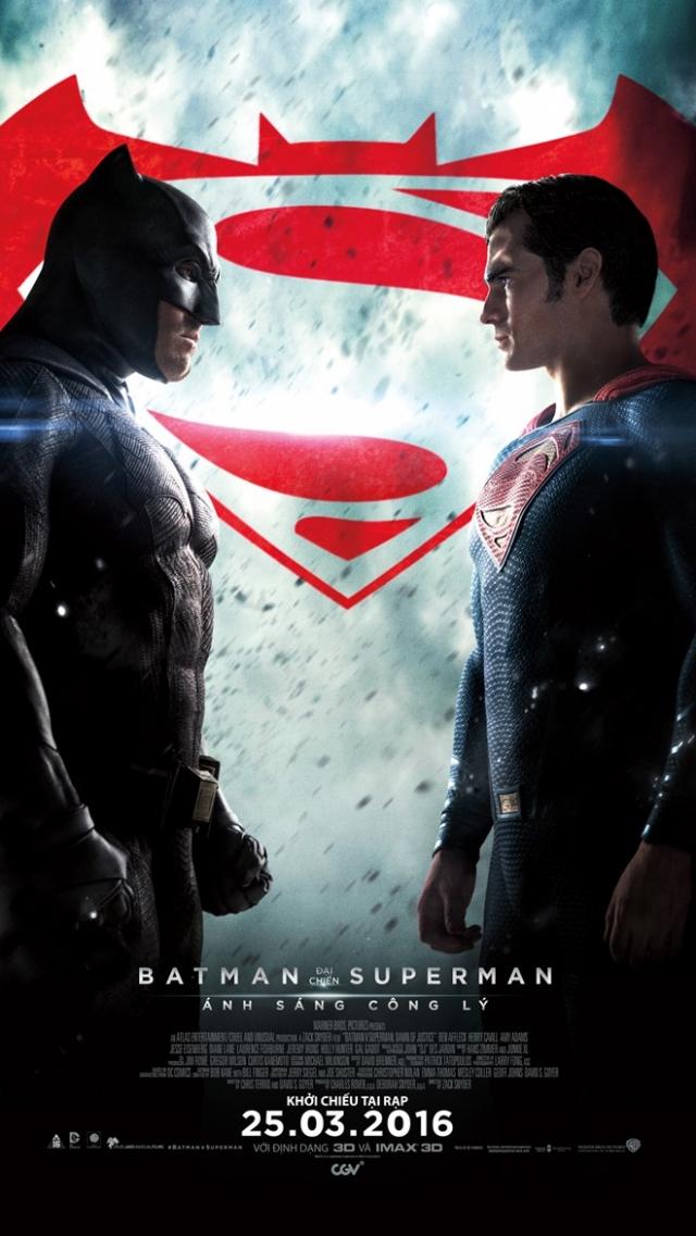 Ánh Sáng Công Lý - Batman v Superman: Dawn Of Justice