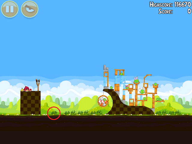 Angry Birds Seasons: Easter Eggs 1-2