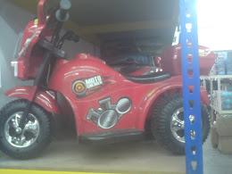 Moto Berbateri RM185.00