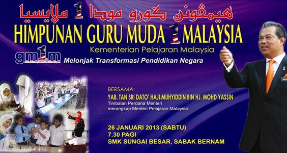 WW #25 | Himpunan Guru Muda 1 Malaysia