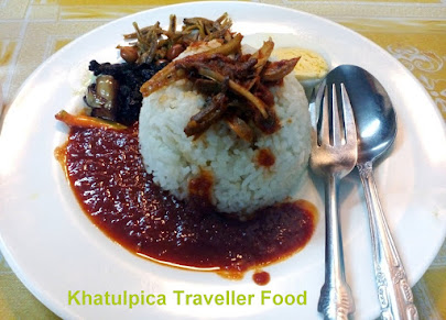 Traveller Food  ( click picture )
