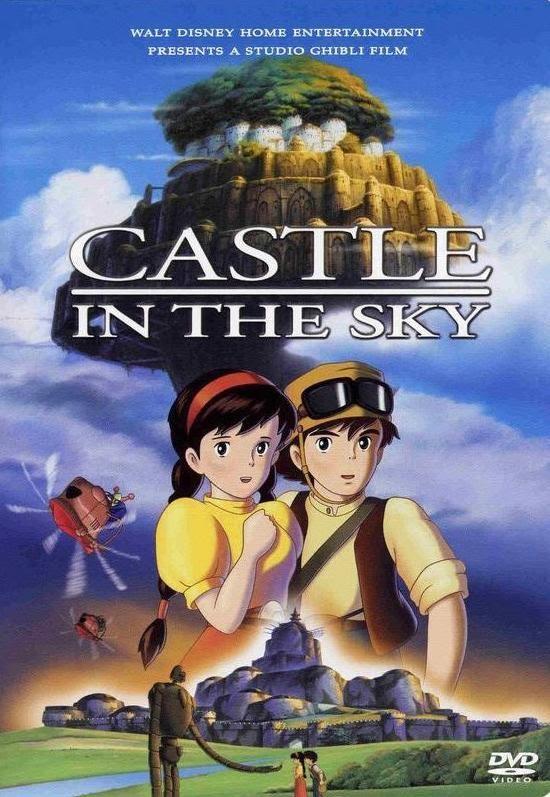Laputa – Castelo No Céu