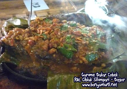 Kuliner Bogor - RM Cibiuk Silampari