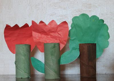 легкие поделки для детей из рулонов от туалетной бумаги, легкие поделки для детей, поделки для детей, творчество с детьми,