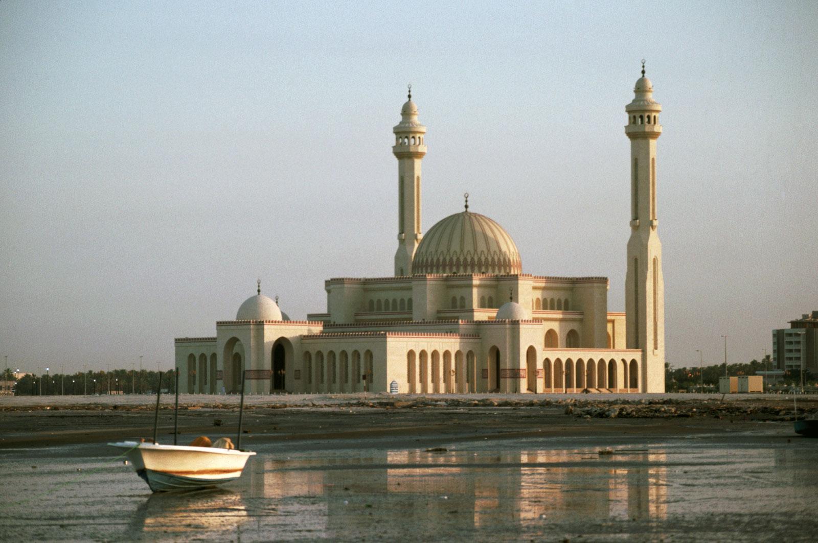 Manama Bahrain  City pictures : Travel Trip Journey: Al Fateh Grand Mosque Bahrain