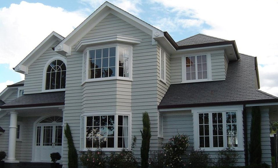 Exterior house color ideas popular home interior for Exterior home color design ideas