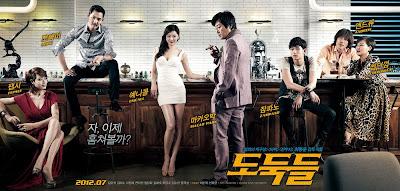 Phim Đội Quân Siêu Trộm - The Thieves 2012 [Vietsub] Online