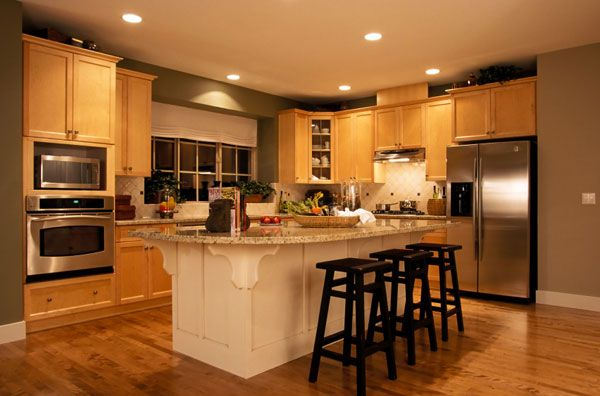 dise o de interiores arquitectura 10 ideas de cocinas On disenos de interiores de casas lujosas