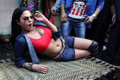 Veena Malik Hot photos at Kamathipura 003 Veena Malik hot Photoshoot at Kamathipura