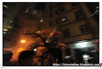 大坑舞火龍@中秋之夜(Tai Hang Fire Dragon)