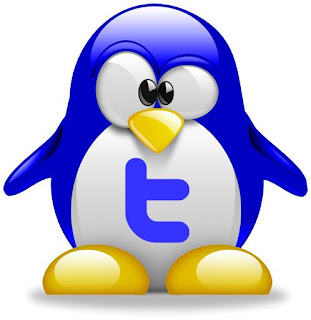 tweet the penguin