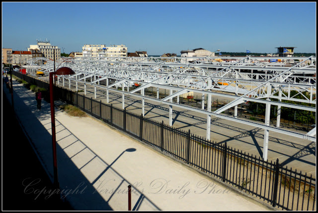 Gare de Versailles Chantiers train station